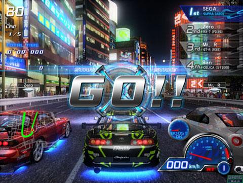 r改赛车模拟游戏机 大型游戏机